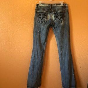 EXPRESS Bootcut Jeans (6L)